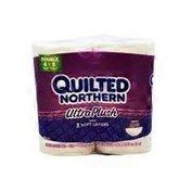 Quilted Northern Ultra Bath Tissue Rolls