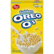 Post Golden O's Cereal