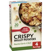 Betty Crocker Crispy Skillet Potatoes, Roasted Garlic & Herb
