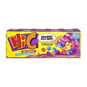 Hi-C Smashin' Wild Berry Fruit Juice Boxes- 10 PK