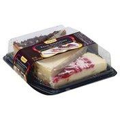Jon Donaire Cheese Cake, Sweet Temptations