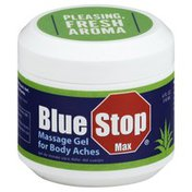 Blue Stop Max Massage Gel, for Body Aches