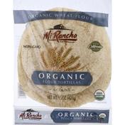 Mi Rancho Tortillas, Organic, Flour