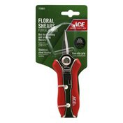 Ace Bakery Floral Shears, Stainless Steel Blades