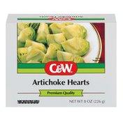 C&W Artichoke Hearts