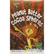 Hannaford Cereal Peanut Butter Cocoa Spheres