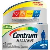 Centrum Multivitamin for Men 50 Plus, Multivitamin for Men 50 Plus