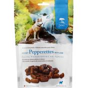 Caledon Farms Dog Treats, Pocket Pepperettes with Lamb