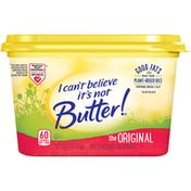I Can't Believe It's Not Butter Buttery Spread Original