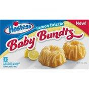 Hostess Baby Bundt Cake Lemon Drizzle