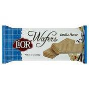 Lior Wafers, Vanilla Flavor