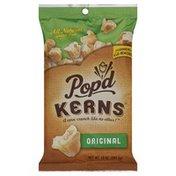 Pop'd Kerns Popped Corn Snack, Original