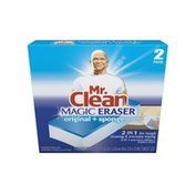 Mr. Clean Mr Clean Duo Magic Eraser 2 Count