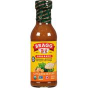 Bragg Dressing & Marinade With Apple Cider Vinegar, Organic, Ginger & Sesame