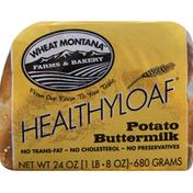 Wheat Montana Bread, Potato Buttermilk