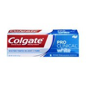 Colgate Pro Clinical White Whitening Toothpaste