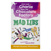 Mad Libs Charlie and the Chocolate Factory