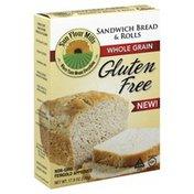 Sun Flour Mills Sandwich Bread & Rolls, Whole Grain, Gluten Free