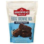 Arrowhead Mills Brownie Mix, Gluten Free, Fudge