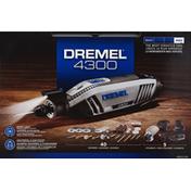 Dremel Rotary Tool Kit, 4300