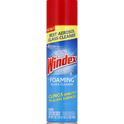 Windex Glass Cleaner, Foaming