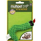 Multipet Cat Toys, Knobby Knits, Asst