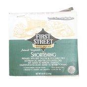First Street Animal Vegetable Shortening