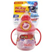 Nûby Sippy Cup, 9 Ounces, 12+ Months