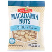 Our Family Chopped Macadamia Nuts