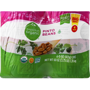 Simple Truth Organic Pinto Beans, 4 Pack