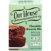 Our House Chocolate Brownie Mix