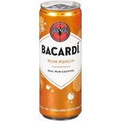 Bacardi Rum Punch Real Rum Cocktail