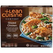 LEAN CUISINE COMFORT Glazed Chicken