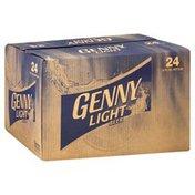 Genesee Beer, Light 24 Pack, Box