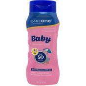 CareOne SPF 50 Baby Sunscreen