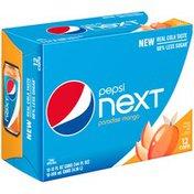 Pepsi Next Paradise Mango Cola