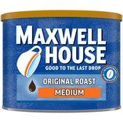 Maxwell House The Original Roast Medium Roast Ground Coffee