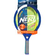 NERF DOG Tennis Set, Foam, 2 Player