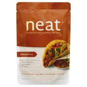 Neat Replacement for Meat, Healthy, Mexican Mix