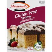 Manischewitz Cake Mix, Gluten Free, Yellow