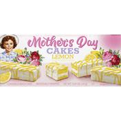 Little Debbie Cakes, Mother's Day, Lemon