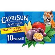 Capri Sun Passion Fruit Mango Juice