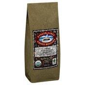 Finger Lakes Coffee Roasters Coffee, Organic/Fair Trade Certified, Whole Bean, Hazelnut