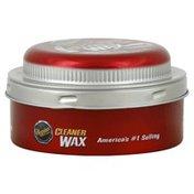 Meguiar's Wax, Cleaner