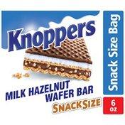 Knoppers Milk Chocolate Hazelnut Wafer Candy