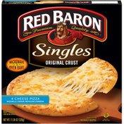 Red Baron Original Crust 4 Cheese Pizza