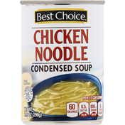 Best Choice Condensed Soup, Chicken Noodle