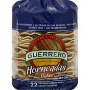 Guerrero Tostadas, Baked, with Sea Salt