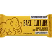 Base Culture Bread, Sweet Banana