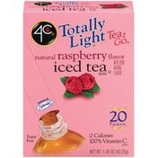 4C Foods Itm-Tl Tea2go Raspberry Itm-Stix